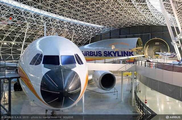 Delegación de Airbus visita Armenia