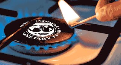Кабмин попытается договориться с МВФ о тарифах на газ для населения