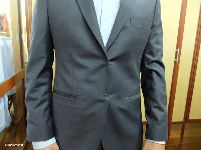 veste sur-mesure costume homme bebe tailor II hoi an vietnam