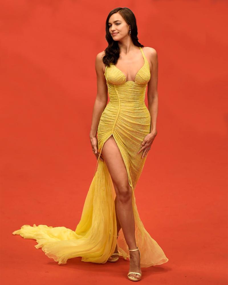 Russian Sexy Supermodel Irina Shayk