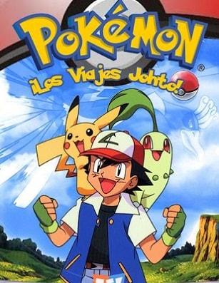 Pokemon Temporada 3 Los Viajes A Johto - Español Latino