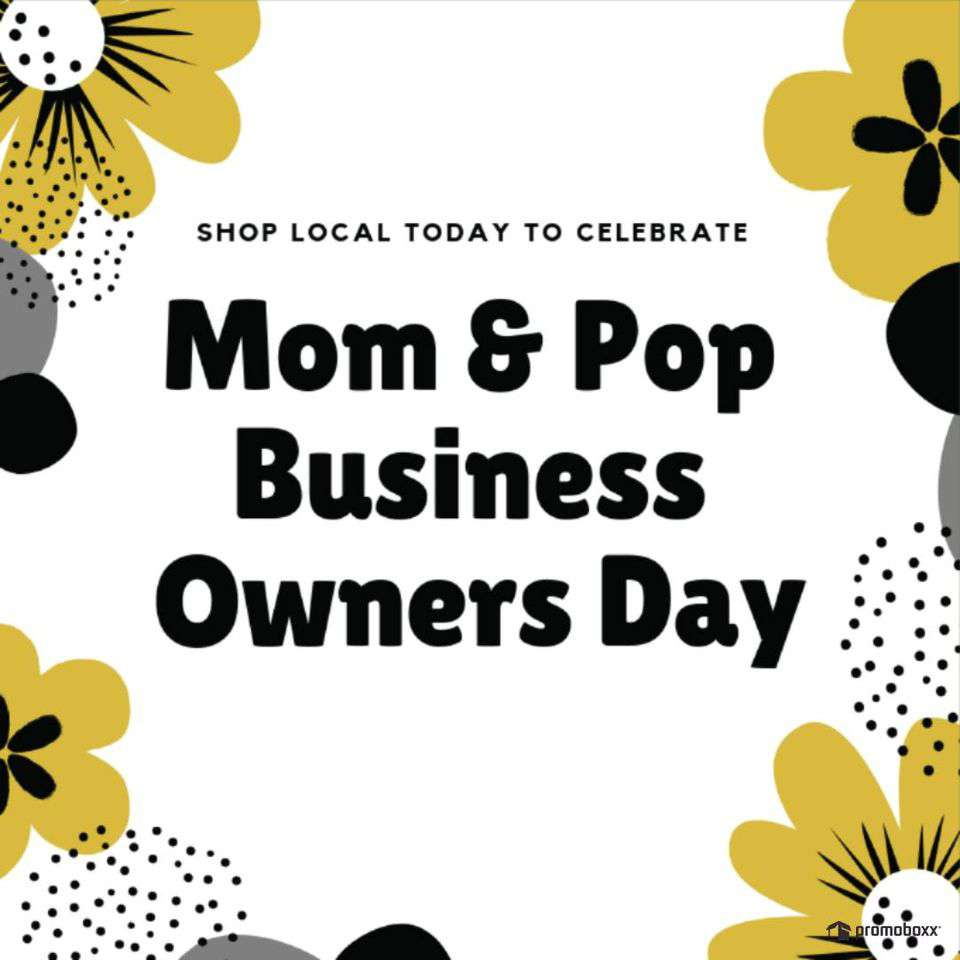National Mom and Pop Business Owners Day Wishes Beautiful Image