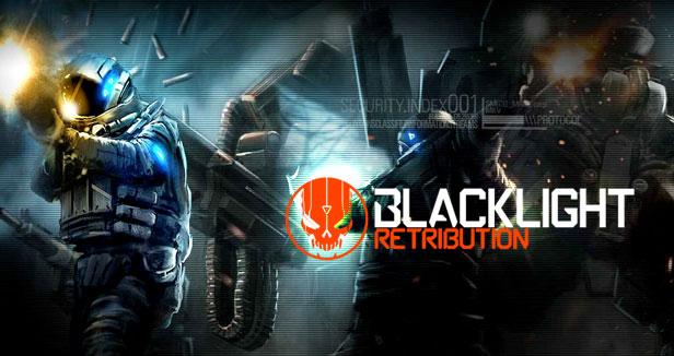 RETRIBUTION TÉLÉCHARGER BLACKLIGHT
