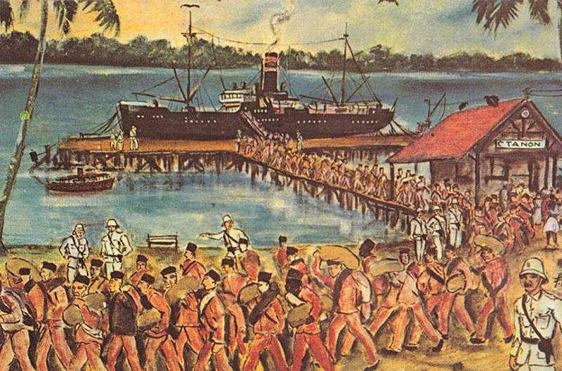 Первые поселенцы Австралии