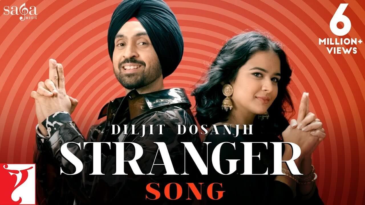 Stranger lyrics in Hindi