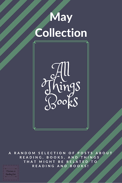 All Things Books: May Collection