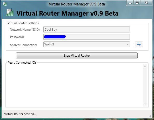 virtual router manager v0 9 beta تحميل