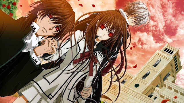 Vampire Knight Episodes |  Filling |  Chronological order