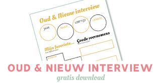 Oud & Nieuw interview