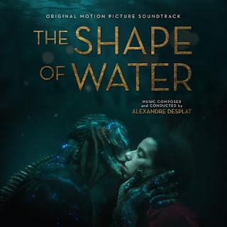 the shape of water alexandre desplat soundtrack alternate cover