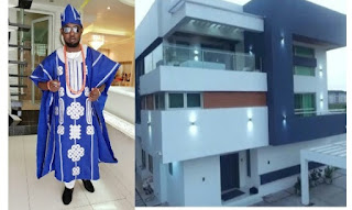 AY Speaks On Why It is Important For Entertainers To Show Off After Backlash On Showing Off His House