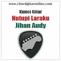 Chord Kunci Gitar Jihan Audy Nutupi Laraku