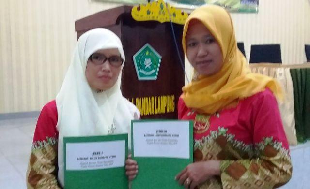 Satu Dari Dua Guru Berprestasi di Lambar Wakili Lampung ke Tingkat Nasional