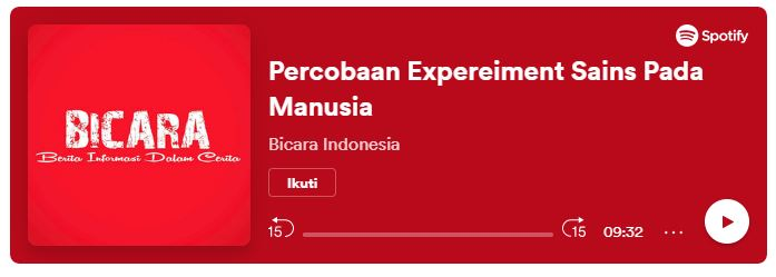 Podcast Bicara Indonesia