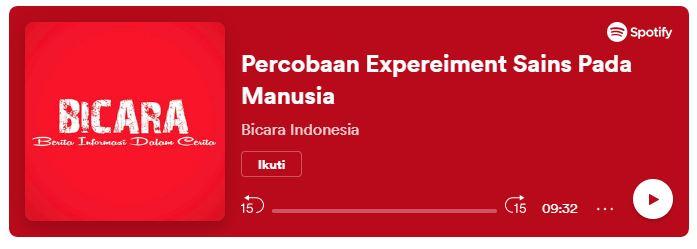 Podcast Bicara Indonesia