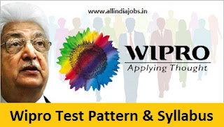 Wipro Test Pattern