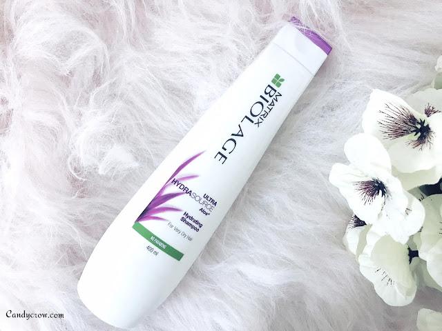 Matrix Biolage Ultra Hydrasource Shampoo Review