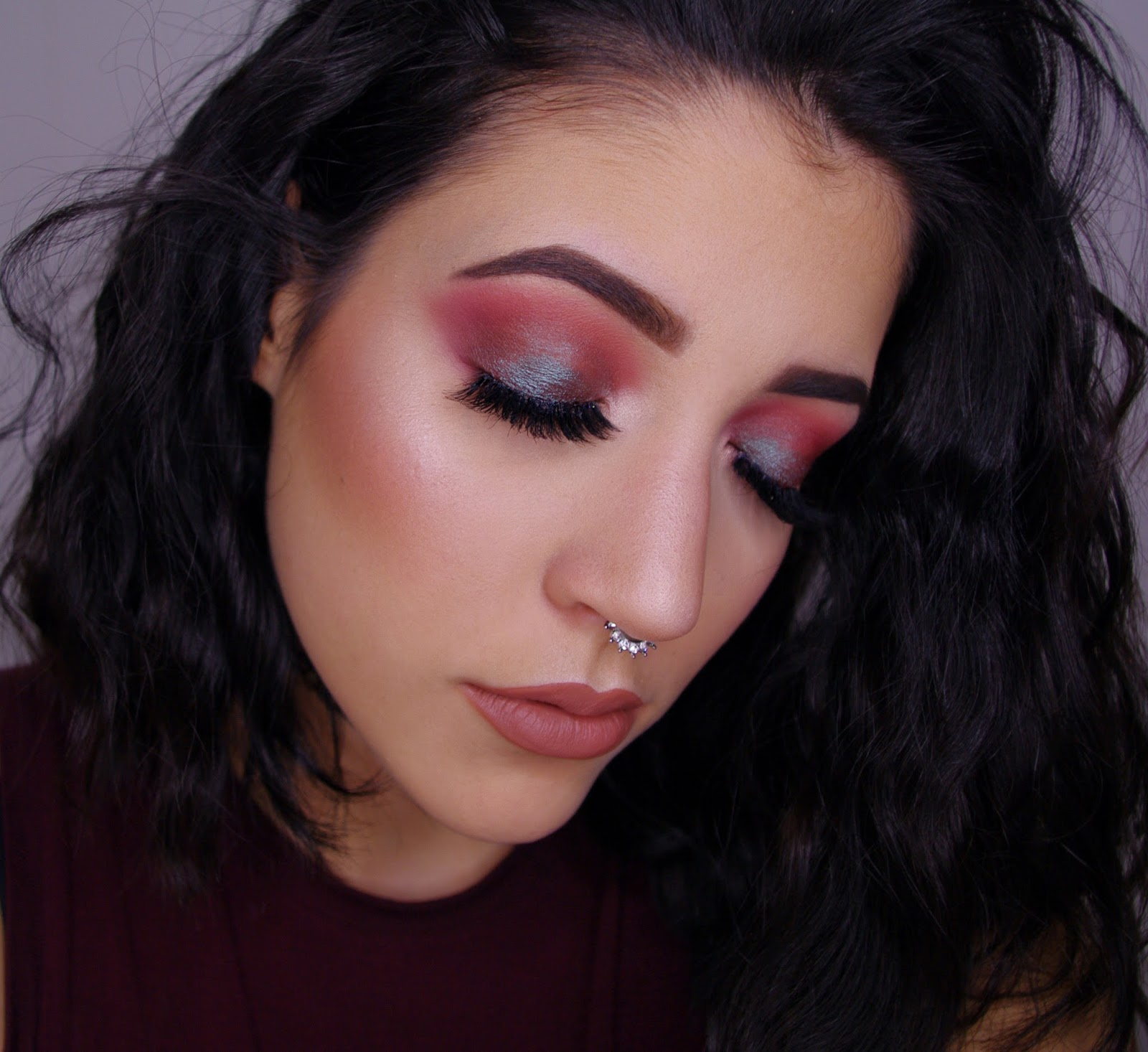 Hi lovelies, today I wanted to bring you a look inspired by the Manny Mua x Makeup Geek palette that I couldn't get for myself, I tried to find in my ...