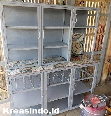 Jasa Pembuatan Rak Piring Besi Terbaik di Jabodetabek, Melayani Pesanan Berbagai Model