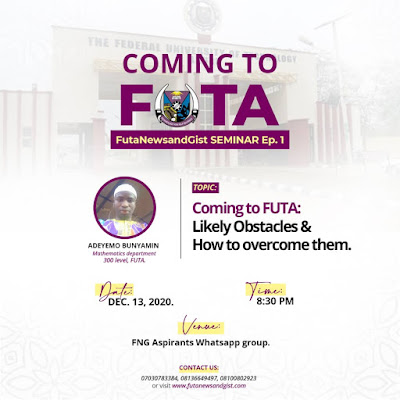 Coming to FUTA: Likely Obstacles and How To Overcome