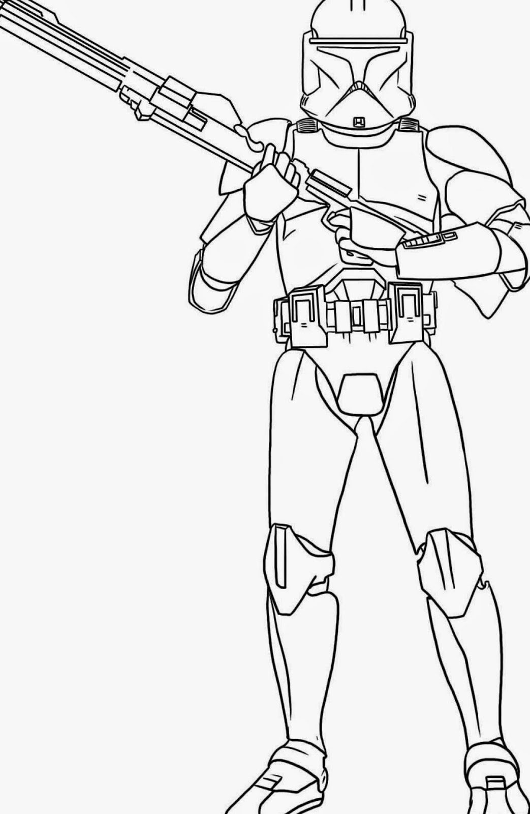 star wars character coloring pages - photo#37