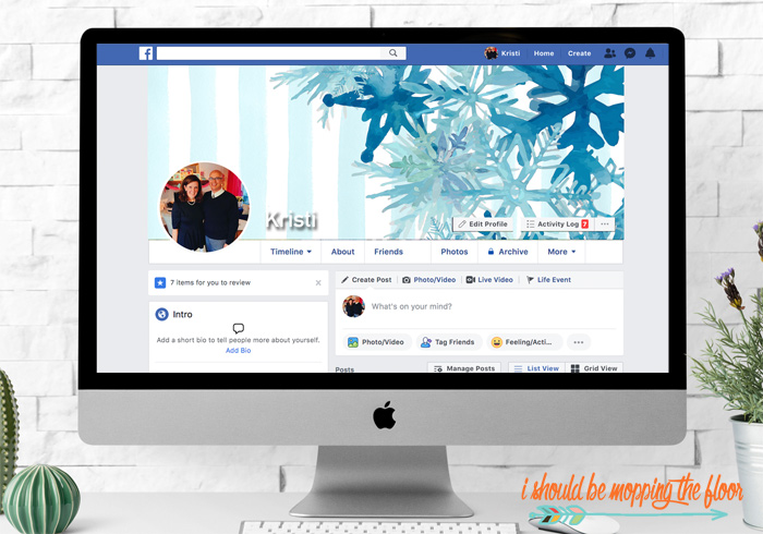 Winter Facebook Covers
