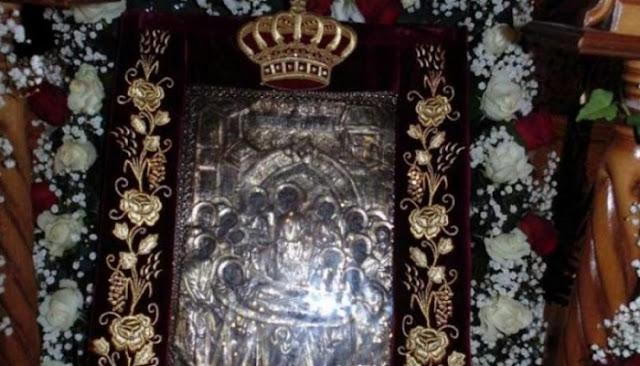 Παναγία η Μαλεβή: To θαύμα στην παράλυτη μοναχή..