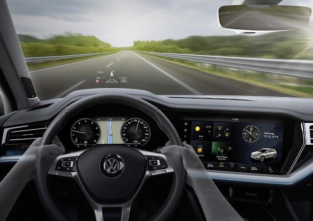 Novo VW Touareg 2019