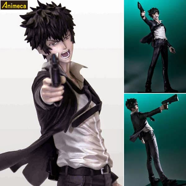 SHINYA KOGAMI mensHdge technical statue No.1 FIGURE Psycho-Pass Union Creative International