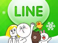 LINE ( MOD FREE THEME AND STICKER ) V7.9.2 APK