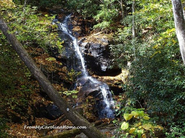 NC Waterfalls - From My Carolina Home blog