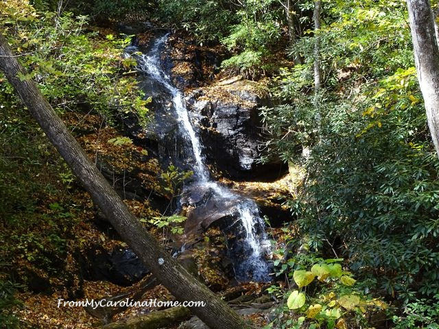 NC Waterfalls - From My Carolina Home blog