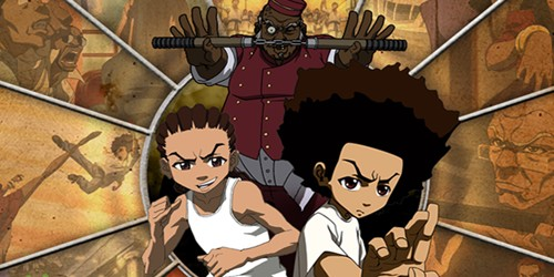 Things To Do In Los Angeles Cartoon Hype Black Dynamite