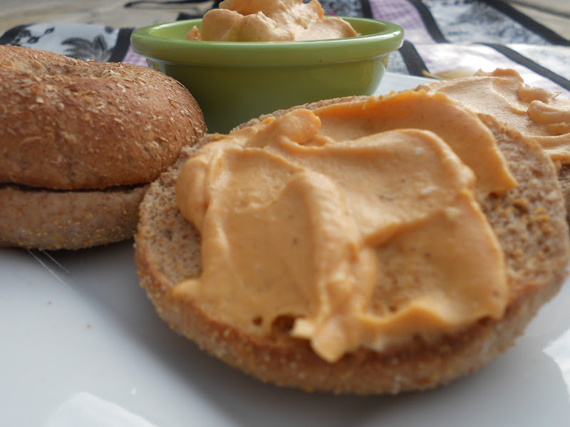 Ally S Sweet Savory Eats Whipped Pumpkin Cream Cheese Spread
