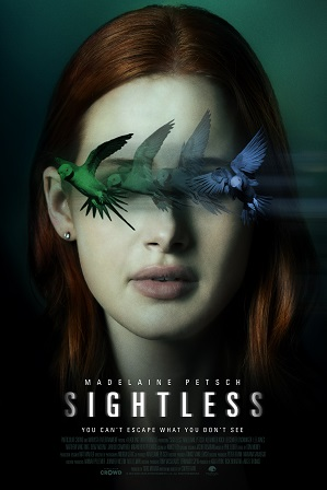 Sightless (2020) 300MB Full Hindi Dual Audio Movie Download 480p Web-DL