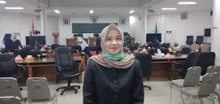 Anita Yasmin Pimpin Rapat Paripurna Di Gedung DPRD Kabupaten Batanghari