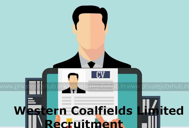 Western Coalfields Limited Recruitment
