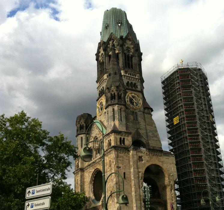 Iglesia Memorial Kaiser Wilhelm