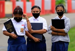 Jokowi Minta Sekolah Tatap Muka Dibatasi, Kapasitas 25% dan Sehari 2 Jam