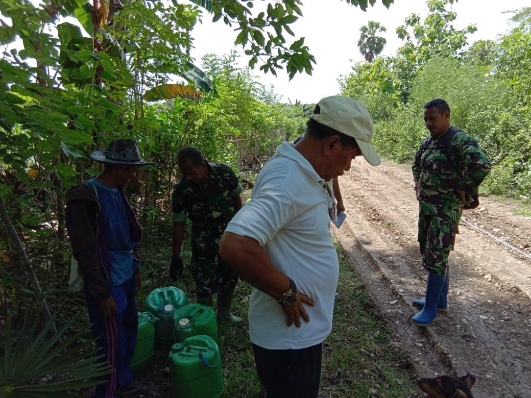 Begini Upaya TNI Tingkatkan Pertumbuhan Perekonomian Desa Tertinggal