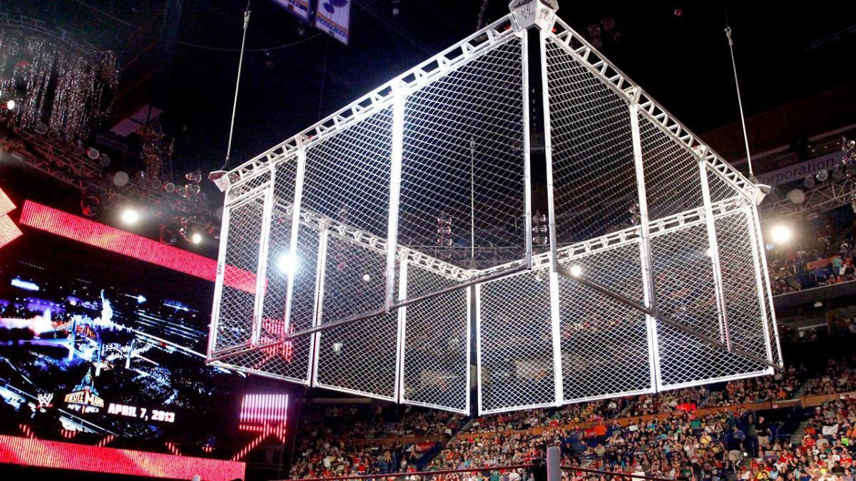 Steel Cage Match é anunciada para a WrestleMania 37