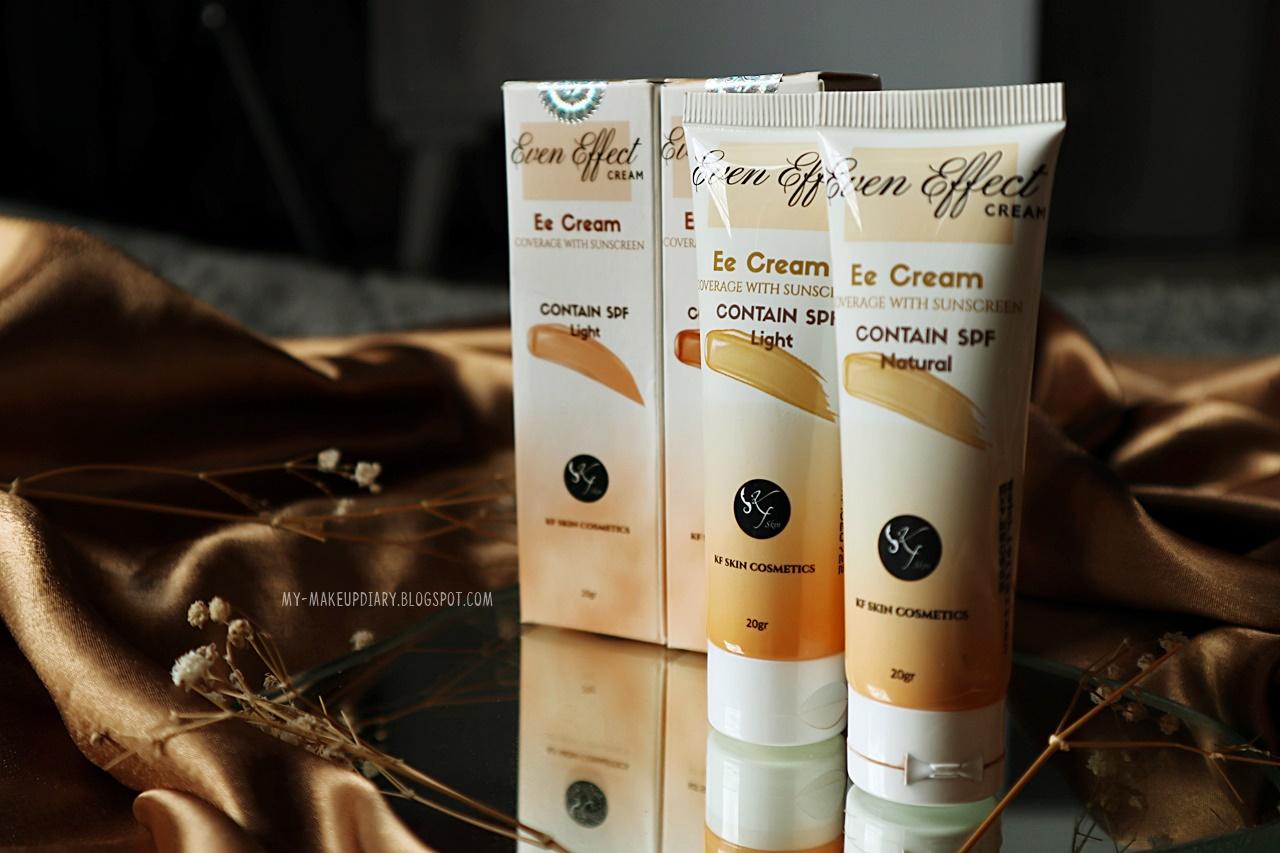 EE Cream Whitening   KF skin cosmetics