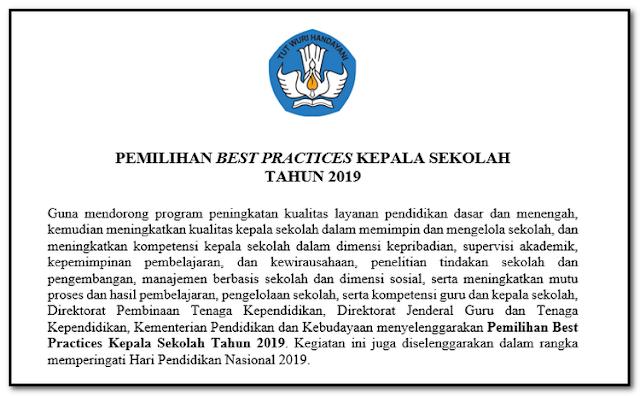 Contoh Laporan Best Practice Kepala Sekolah Berkas Guru 25