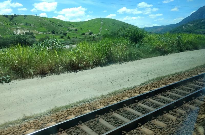 Trem BH - Vitória, estação Pedro Nolasco