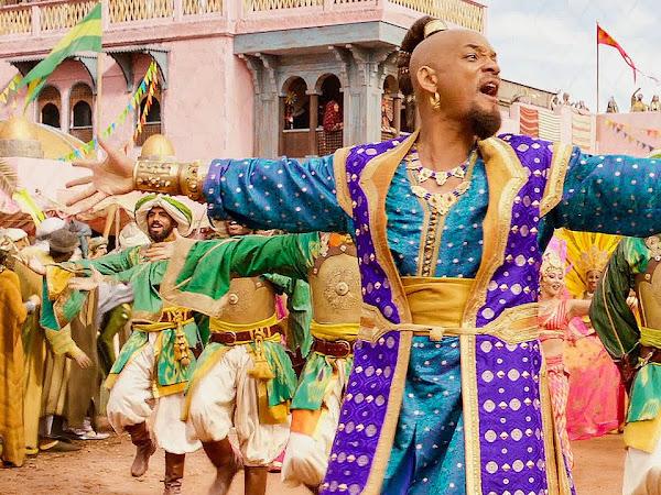 Ainda sobre Aladdin e as músicas mais esperadas!
