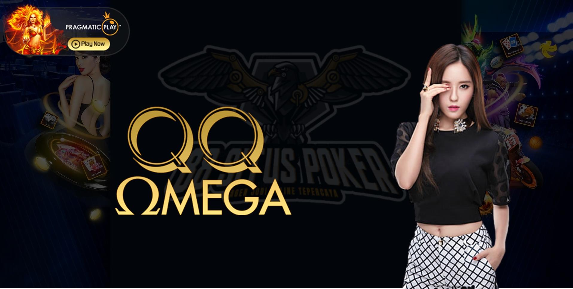 QQomega Situs Judi Slot Online Terbaru & Terlengkap 2020