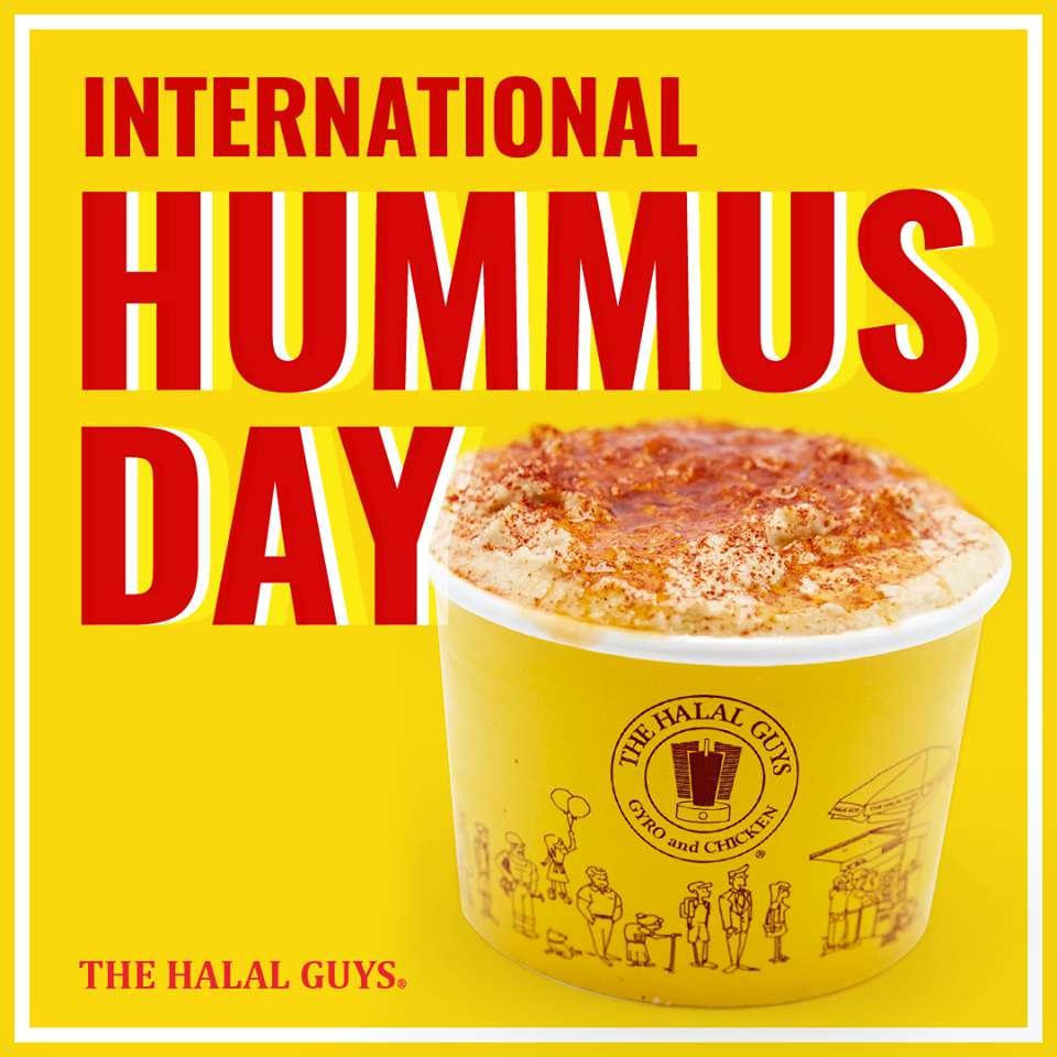 International Hummus Day Wishes