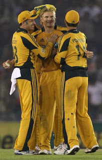 India vs Australia 4th ODI 2009 Highlights