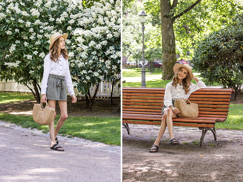 Studying fashion abroad - Muodin opiskelu Iso-Britanniassa