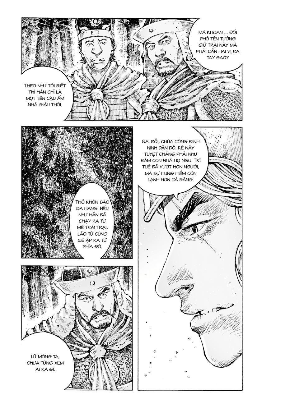 Hỏa phụng liêu nguyên Chương 531: Lương cổ thâm tàng trang 9